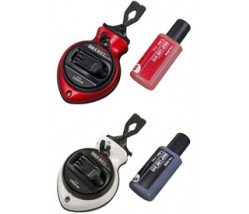 Tajima CR201R 100' Red Chalk-Rite Reel and Chalk Combo