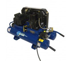 J-Air J103E15-9P Wheeled 1.5 Horsepower Electric Air Compressor