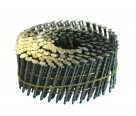 """2"""" x .090 Screw Shank Wire Coil Nails"""