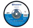 "Husqvarna 20491 7"" x 1/4"" x 5/8-11"" Masonry Grinding Wheel"