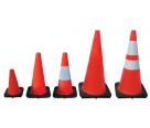 "SAS Safety 7500-28 Safety Cones 28"""
