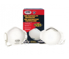 SAS Safety 8610-50 N95 Particulate Respirator (2 Pack)
