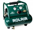 "RolAir AB5 ""Air Buddy"" 1/2HP Hand Carry Portable Air Compressor"