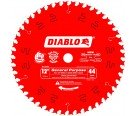 "Diablo D1244X 12"" x 44T General Purpose Saw Blade"