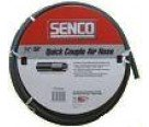 "Senco 3/8"" x 50FT Push-Lok Air Hose w/fittings"
