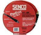"Senco ProFlex 1/4"" x 100FT Air Hose w/fittings"