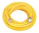 Southwire 2689SW0002 10/3 100' Yellow Extension Cord