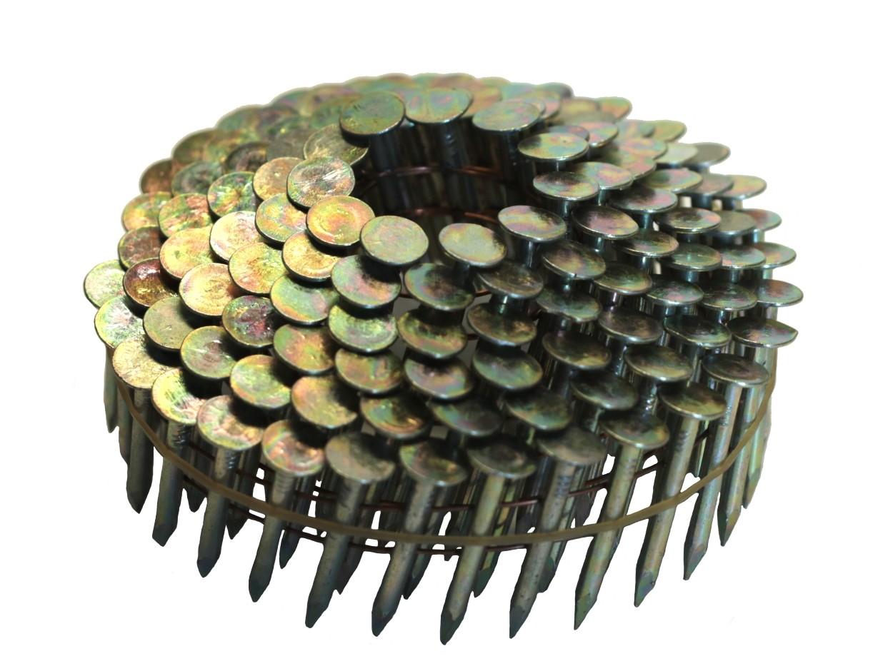 Surefit 1 3 4 Quot X 120 Galvanized Coil Roofing Nails Wire