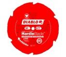 """Diablo D1006DH 10"""" x 6T (PCD) Fiber Cement Hardie Blade"""