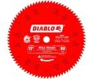 "Diablo D1280X 12"" x 80T Fine Finish Circular Saw Blade"